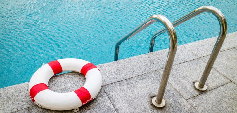 Boy Electrocuted by Swimming Pool Light