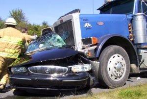 Texas Truck Wreck