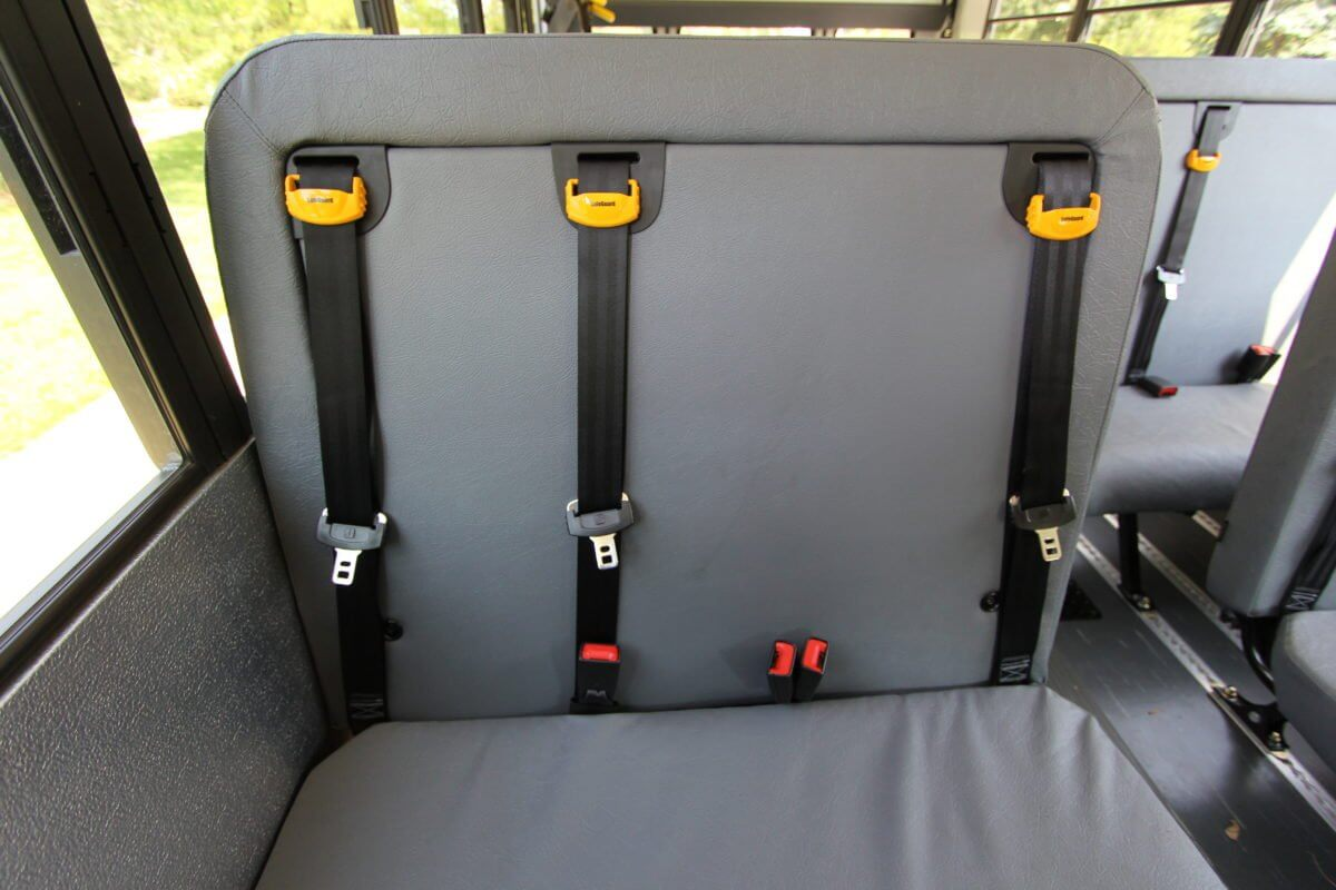 Lap Belt Car Seat Law