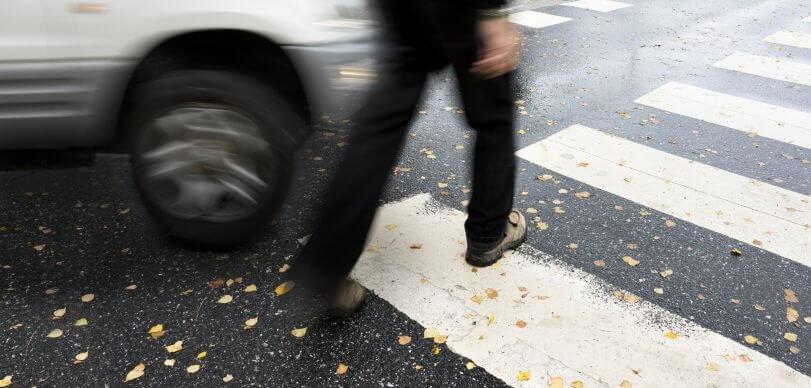 Avoid Auto-Pedestrian Accidents