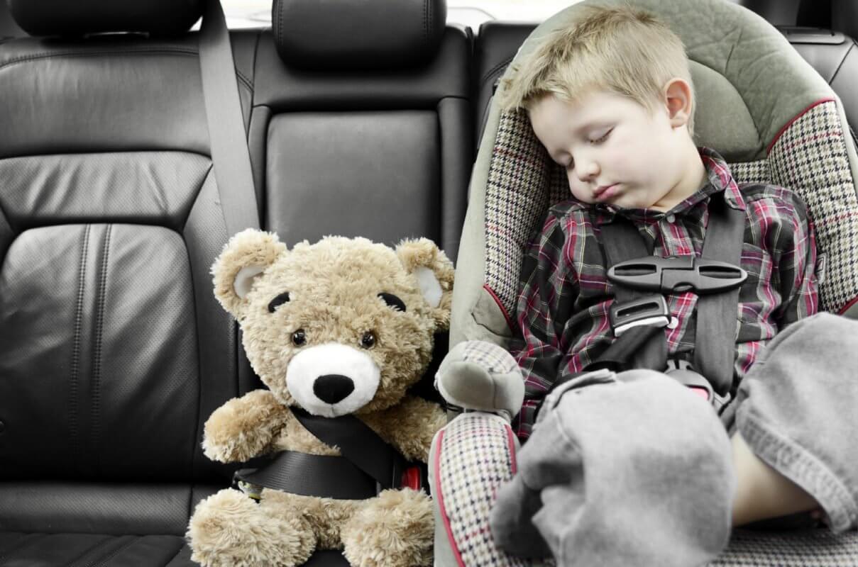 Child Vehicular Heatstroke