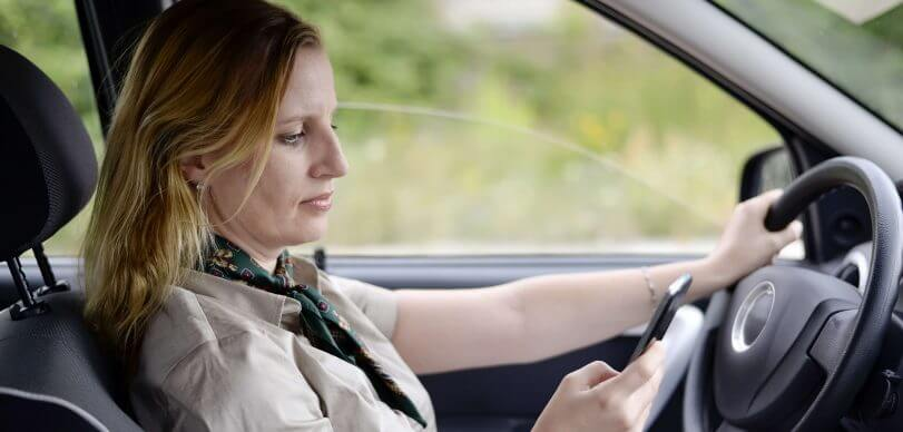 Texting And Driving Accidents