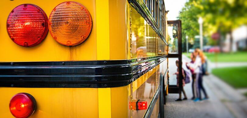 Texas school bus accidents