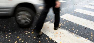 Lubbock Pedestrian Accident