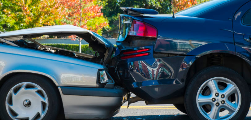 Not at fault car accident